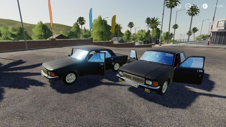 Trending mods today: GAZ 3102 v1.0.0.0