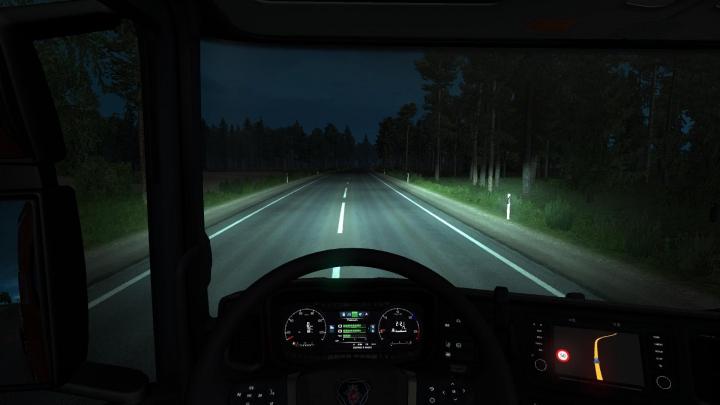 ALEXD 5500 K LIGHTS FOR ALL TRUCKS v1.1 category: Other
