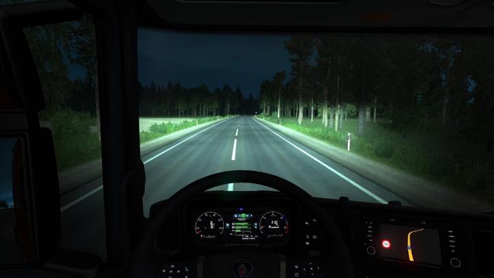 Other ALEXD 5500 K LIGHTS FOR ALL TRUCKS v1.1