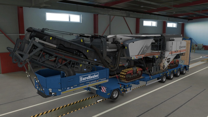 Trailers SCS Heavy Cargo Ownable v1.0