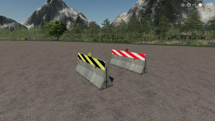 Trending mods today: Road Barrier Pack v1.1