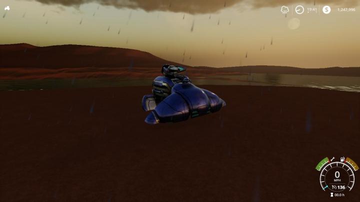 Trending mods today: FS19 Halo Covenant Wraith v2.0
