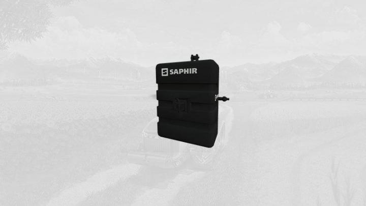 Trending mods today: SAPHIR 800 KG GEWICHT v1.0.0.0