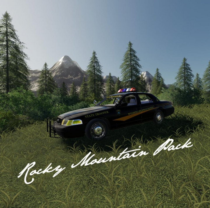 Trending mods today: Crown Vic Mountain States v1.0