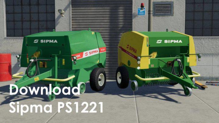 Trending mods today: SIPMA PS1221 v1.0.0.0