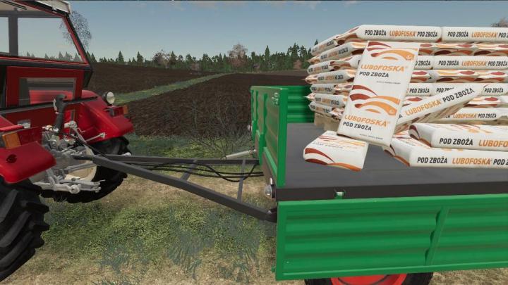 Trending mods today: Polish Fertilizers - Bag 50l v1.1.0.0
