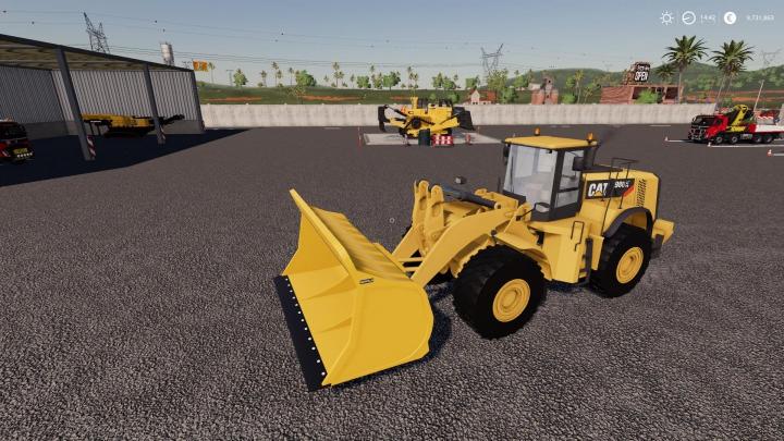 Trending mods today: Coal Shovel For Cat 980K Loader v1.1