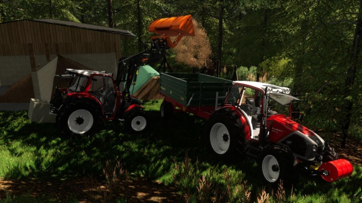 Implements & Tools Hauer Frontloader Pack v1.0.0.0