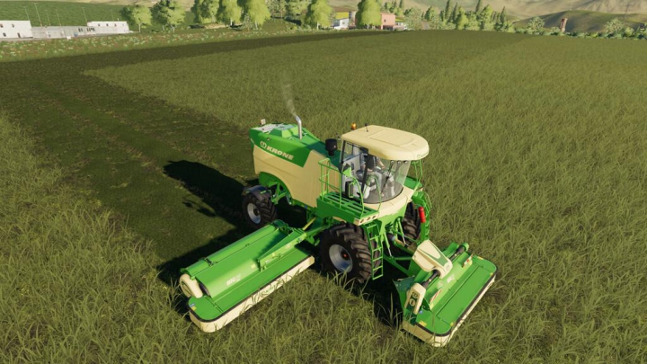 Trending mods today: Grass Mowing v1.0.0.0