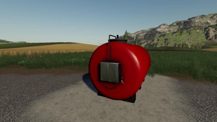 Trending mods today: Placeable Fuel Tank v1.0.0.0