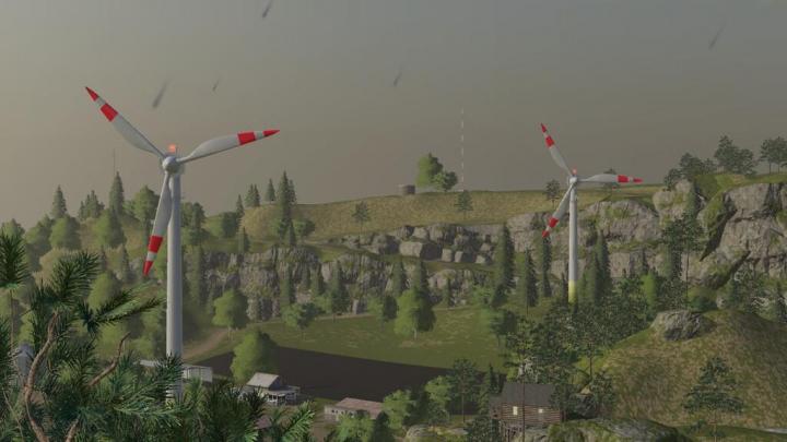 Trending mods today: Wind Turbine Pack v1.0.0.0