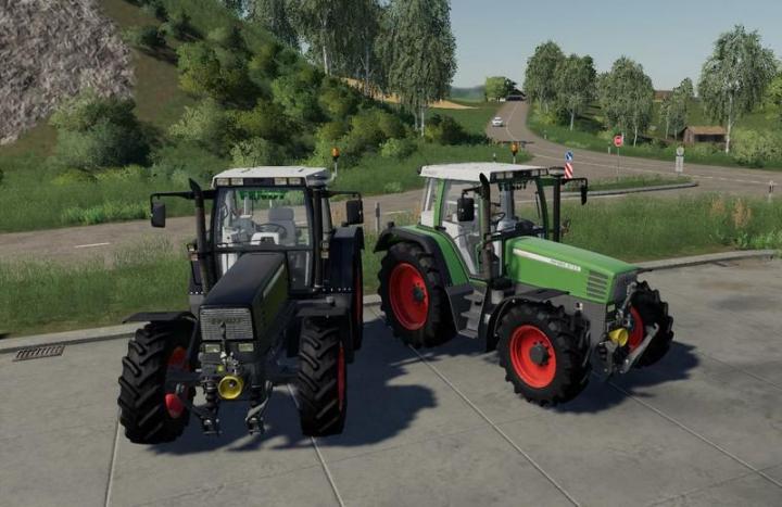 Fendt Favorit 500 v2.0.0.0 category: Tractors