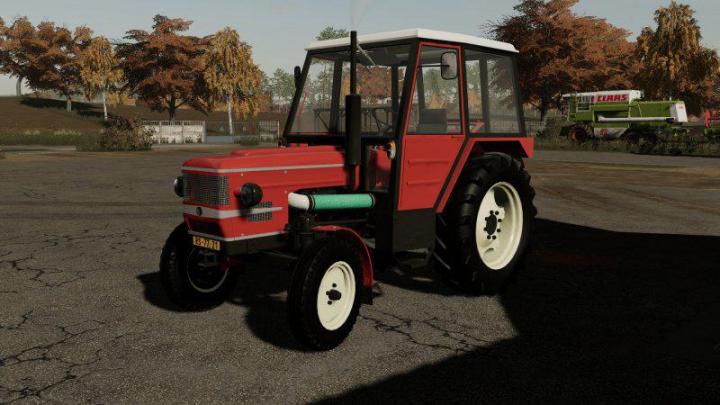 Zetor 56 Series Pack v2.0.0.0 category: Tractors