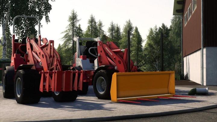 Weidemann 1770cx50 v1.1.0.0 category: Forklifts & Excavators