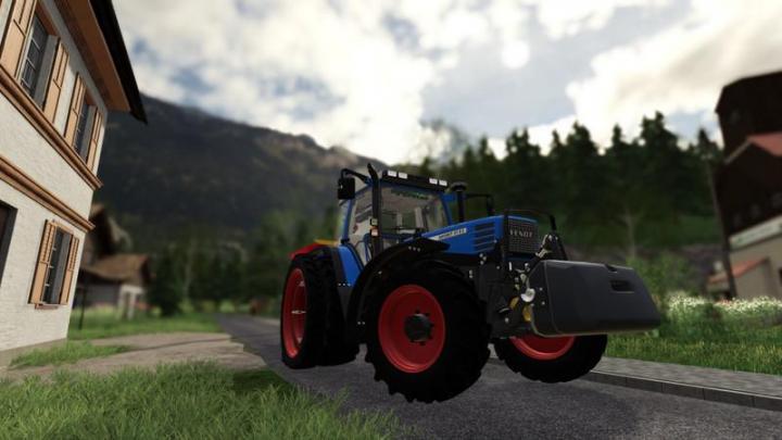 Fendt Favorit 500 v3.0.0.0 category: Tractors