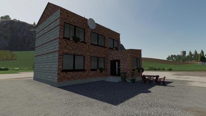 Trending mods today: Big Brick House v1.0.0.1