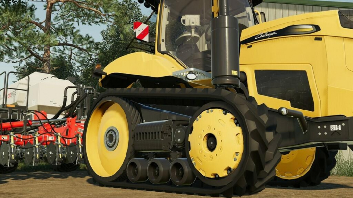 Best mods from the day: Challenger And Fendt MT v1.0.0.1.