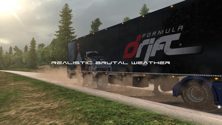 Other Realistic Brutal Weather V5.4 ETS2 1.38