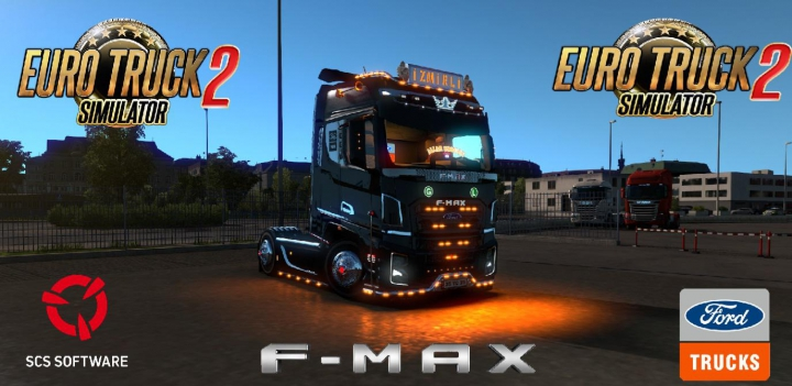 Ford F-max v3 Turkish Delight 1.38 category: Trucks