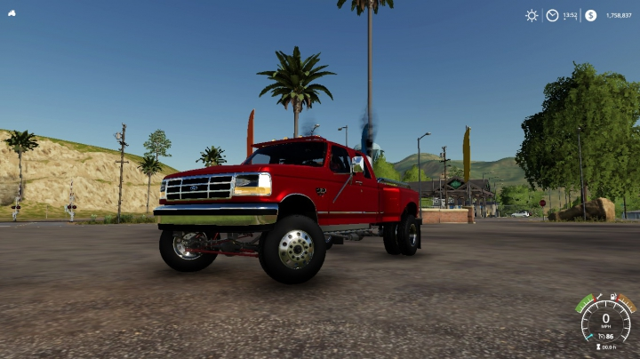 1995 Ford F-350 OBS category: Cars