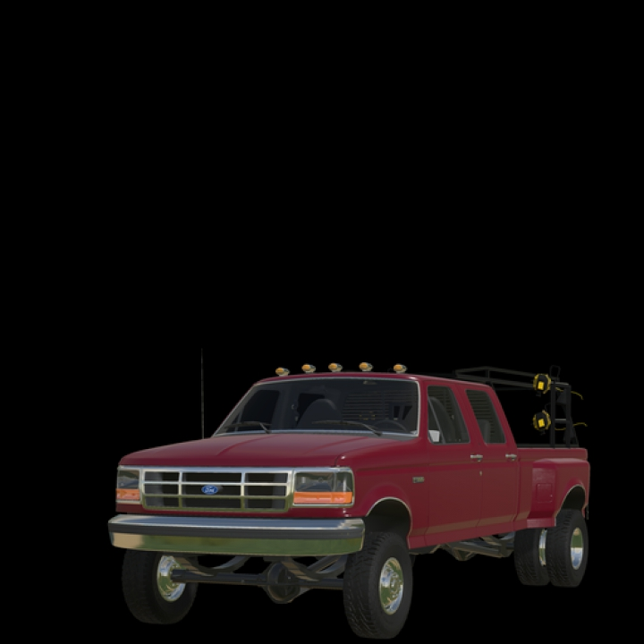 1997 Ford OBS Lawncare category: Trucks