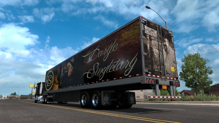 Trending mods today: Daryle Singletary Memory for SCS Trailer