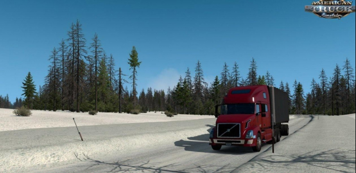 Trending mods today: ALASKA ICE ROAD MAP 1.38.X FOR ATS V4.0