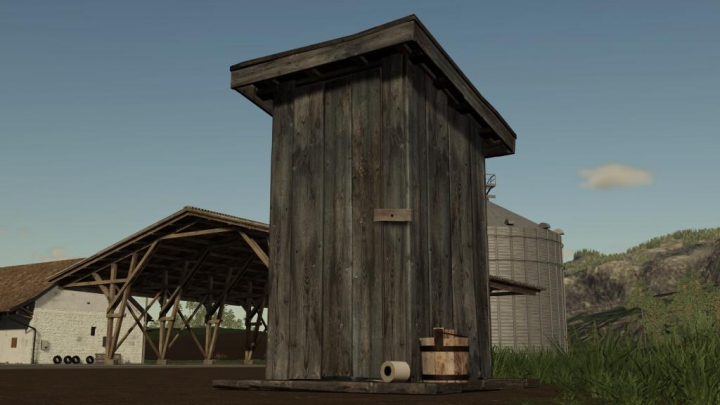 Trending mods today: Outhouse v1.1.0.0