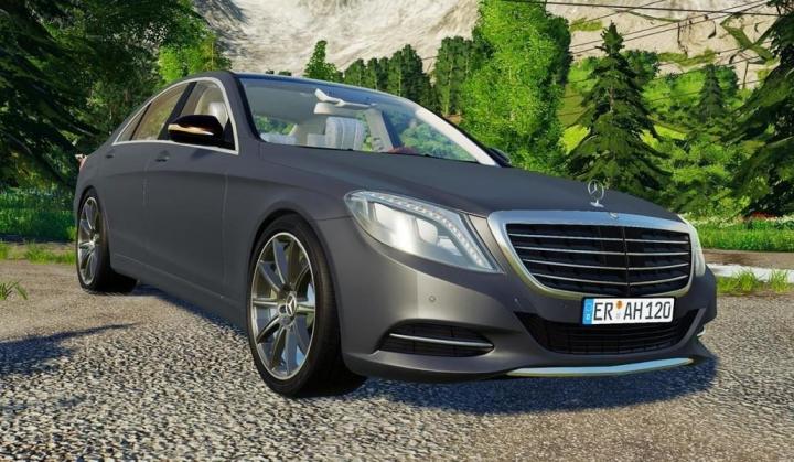 Trending mods today: Mercedes s63 v1.0.0.0