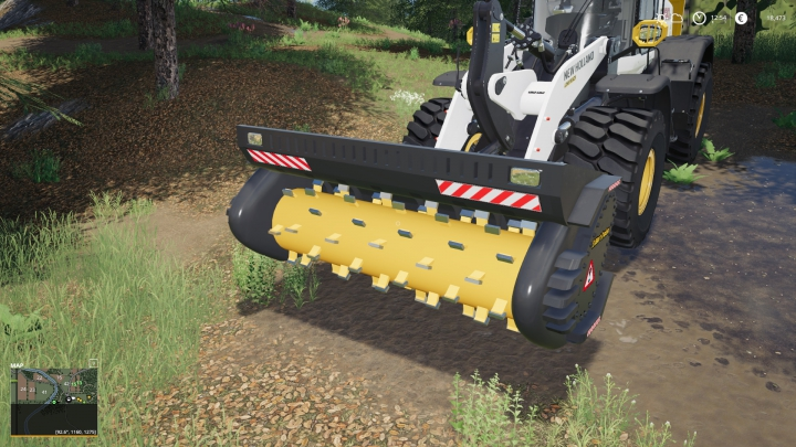Trending mods today: WoodChipper For Wheel Loaders
