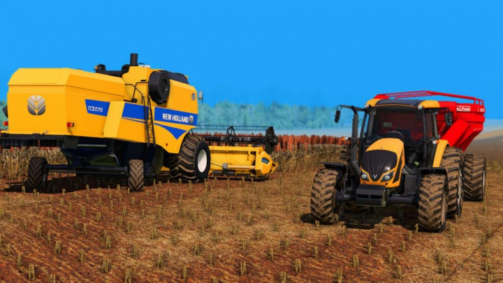 Trending mods today: NEW HOLLAND TC 5070 AND VARIFEED 20FT v1.0.0.0
