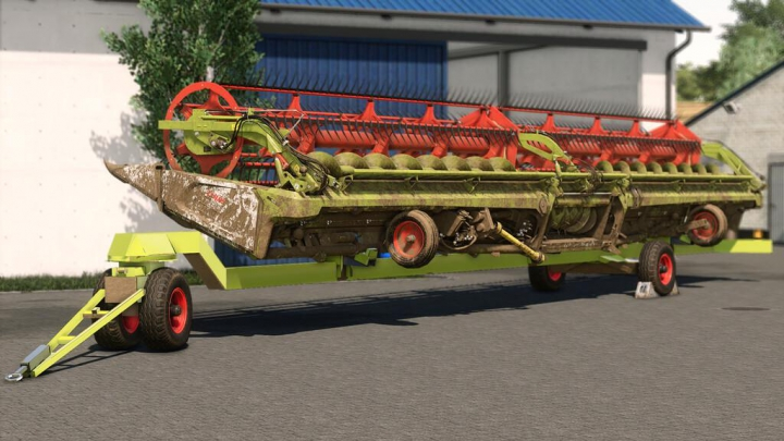 Trending mods today: Claas Cutter Trailer v1.0.0.0