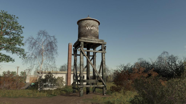 Trending mods today: Water Tower v1.0.0.0
