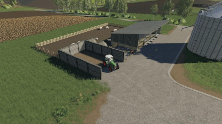Trending mods today: British Cow Sheep Pigs Placeables v1.0.0.0
