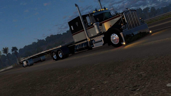 Trending mods today: Kenworth W900a
