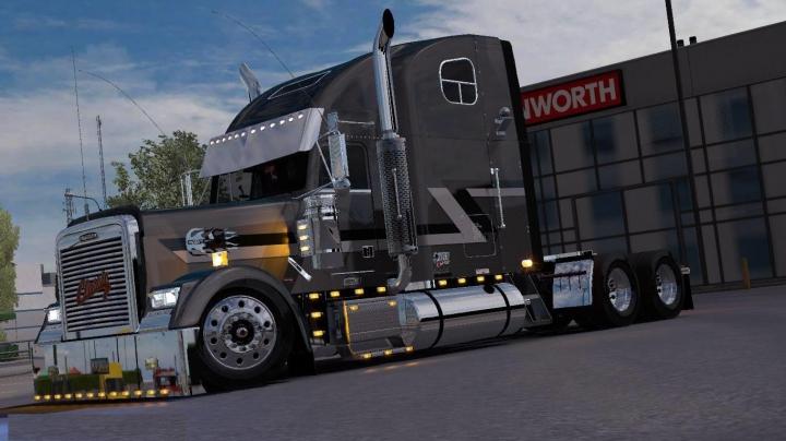 Trending mods today: Freightliner FLD