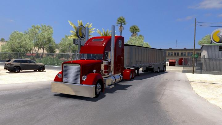 Trending mods today: Freightliner Classic XL