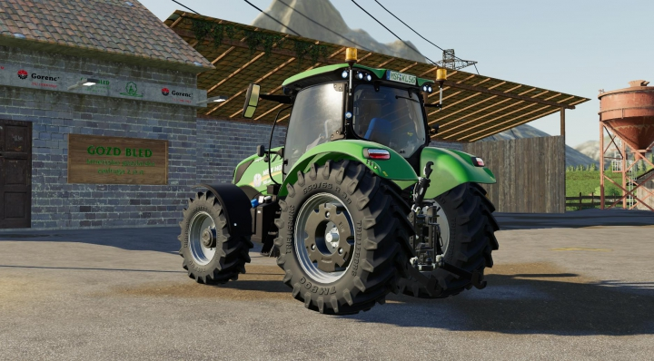 Trending mods today: New Holland T6 Series v1.2