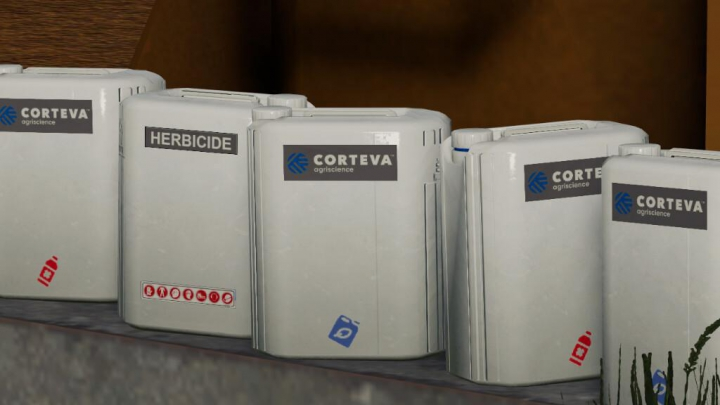 Trending mods today: Corteva Gallon Fertilizer And Herbicide 20L v1.0.0.0