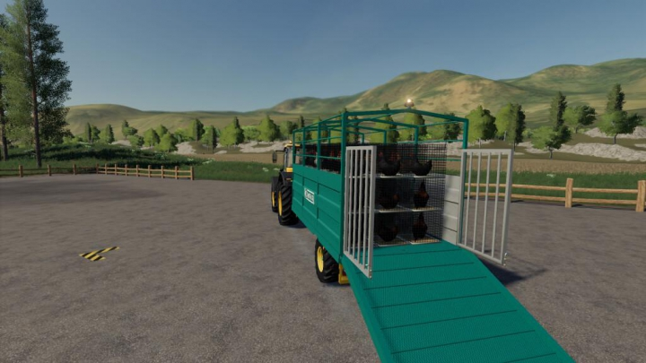 Trending mods today: Camara Livestock Trailer v1.0.0.0