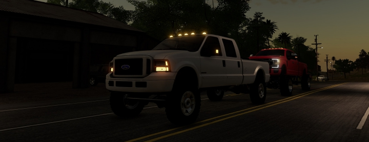 Cars Ford F250 2006