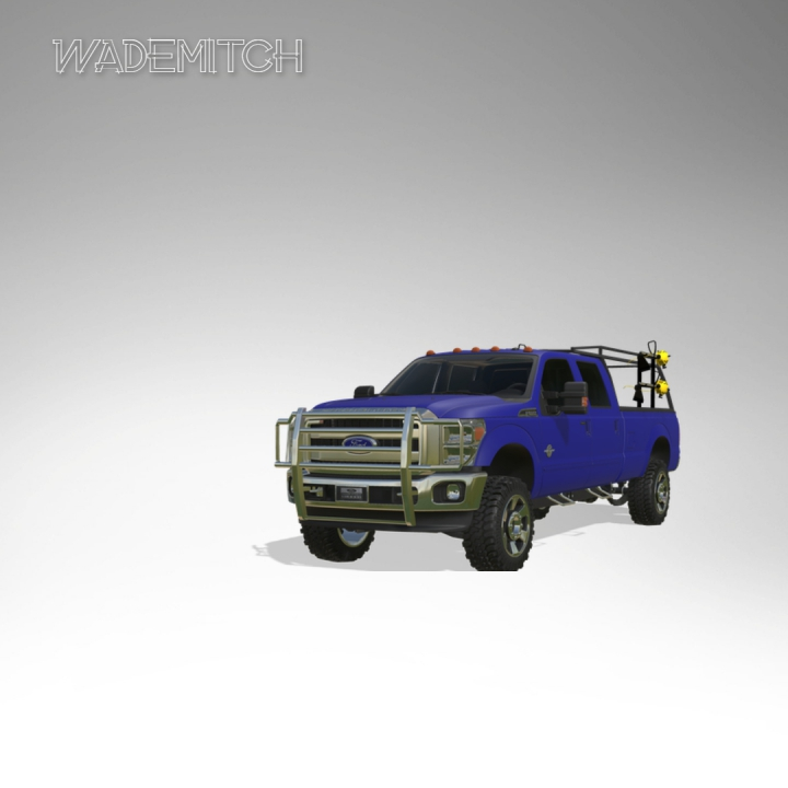 Trending mods today: 2011 Ford Superduty Lawcare