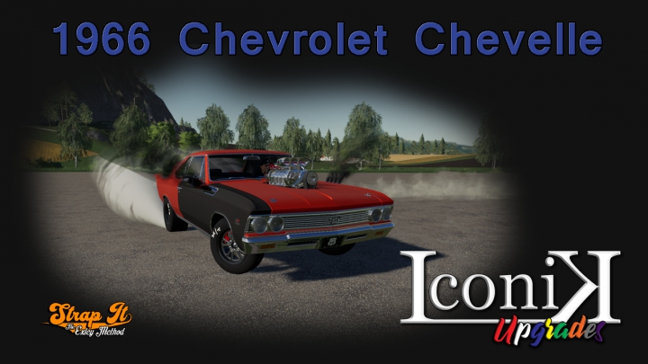 Trending mods today: Iconik 66 Chevelle