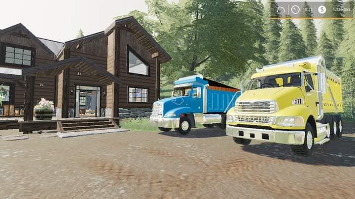 Trending mods today: Sterling dump truck v1.0.0.2