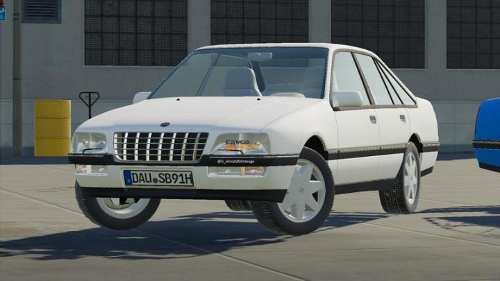 Trending mods today: Opel Senator B v1.0.0.0