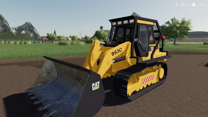Trending mods today: CAT 953C Crawler Loader