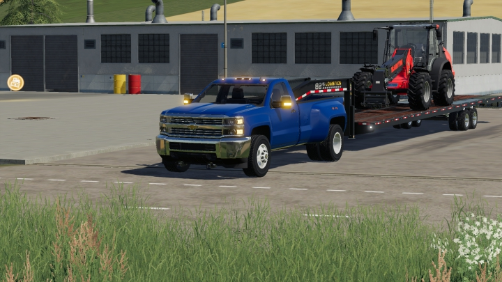 Trending mods today: 2017 Chevy 2500 HD Regular Cab FIXED! V1