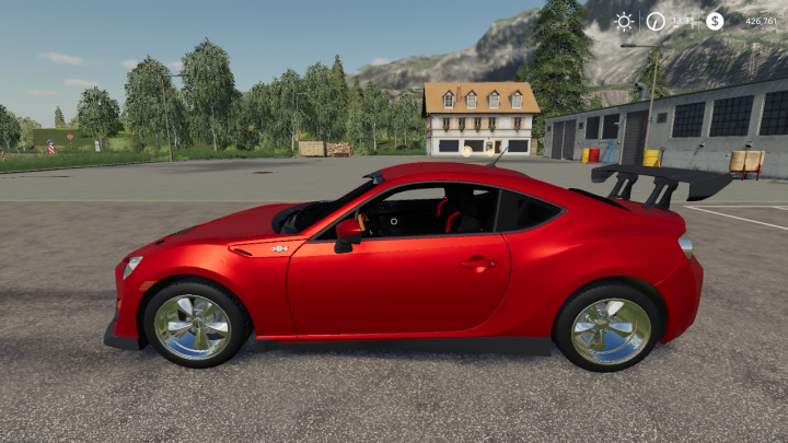 Trending mods today: Toyota_Frs