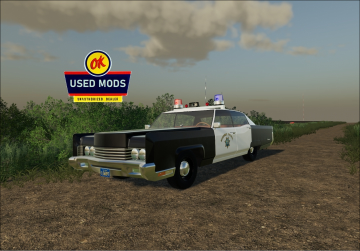 Trending mods today: Lizard Highway Patrol Cop Car Edit - By OKUSEDMODS & GMYK Emergency Vehicle Outfitters