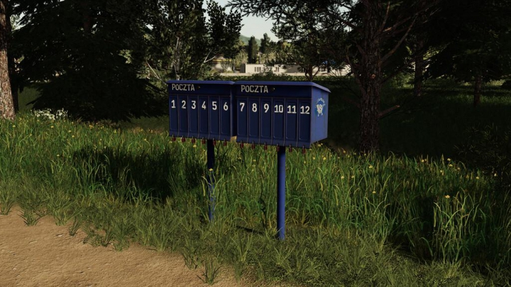 Trending mods today: Mailboxes v1.0.0.0